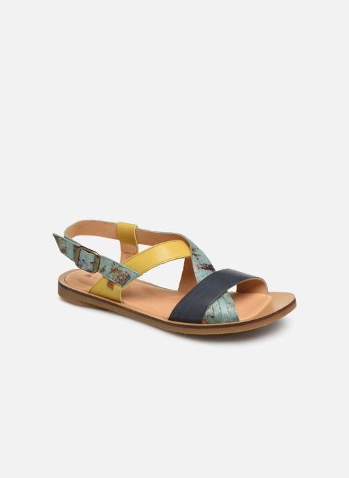 Sandales et nu-pieds El Naturalista Vaquetilla Fantasy N5181 Multicolore vue détail/paire