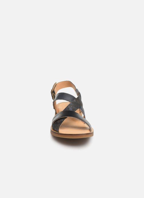 Sandales et nu-pieds El Naturalista Vaquetilla Fantasy N5181 Gris vue portées chaussures