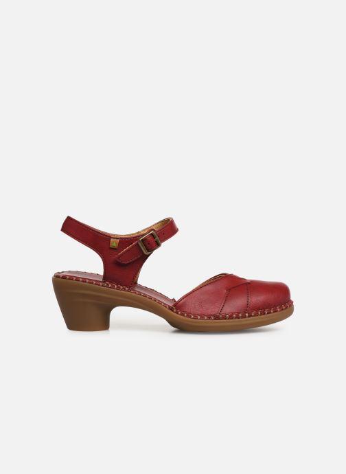 Sandales et nu-pieds El Naturalista Aqua N5324T Rouge vue derrière