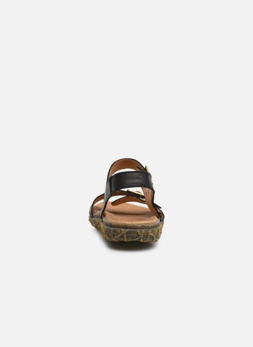 Sandales et nu-pieds El Naturalista Redes N5503 Noir vue droite