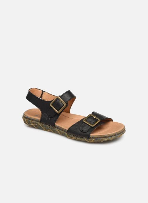 Sandales et nu-pieds El Naturalista Redes N5503 Noir vue détail/paire
