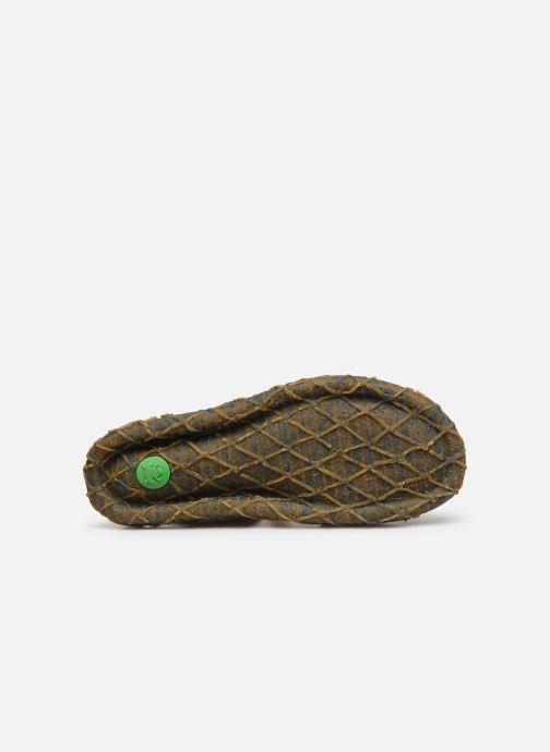 Sandales et nu-pieds El Naturalista Redes N5503 Marron vue haut