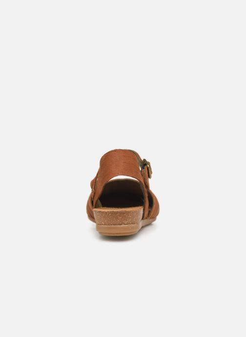 Sandales et nu-pieds El Naturalista Stella N5201 C Marron vue droite