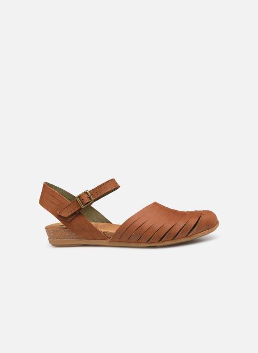 Sandales et nu-pieds El Naturalista Stella N5201 C Marron vue derrière