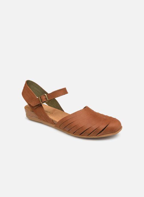 Sandales et nu-pieds El Naturalista Stella N5201 C Marron vue détail/paire