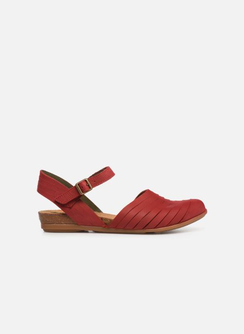 Sandals El Naturalista Stella N5201 C Red back view