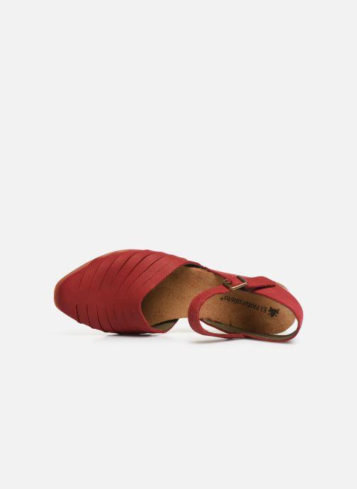 Sandales et nu-pieds El Naturalista Stella N5201 C Rouge vue gauche