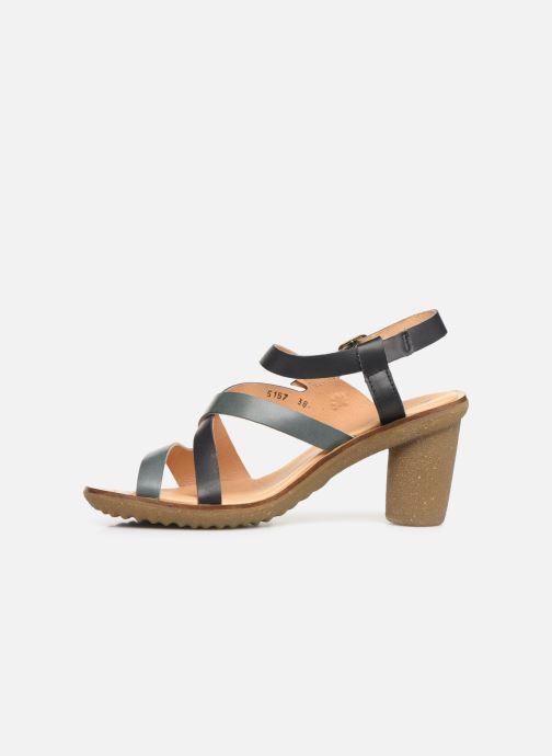 Sandales et nu-pieds El Naturalista Trivia N5157 Noir vue face