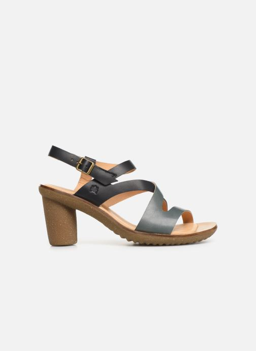 Sandales et nu-pieds El Naturalista Trivia N5157 Noir vue derrière