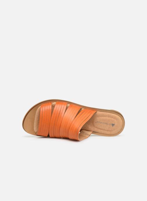 El Naturalista Tulip N5183 (Orange) - Mules et sabots chez  (361019)