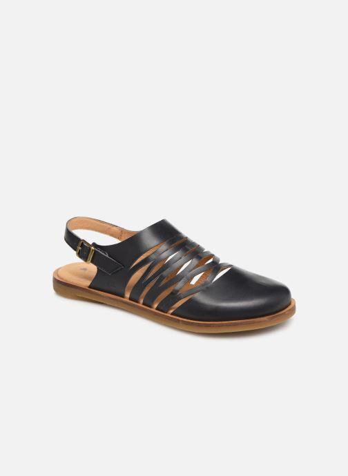 Sandales et nu-pieds El Naturalista Tulip N5184 Noir vue détail/paire