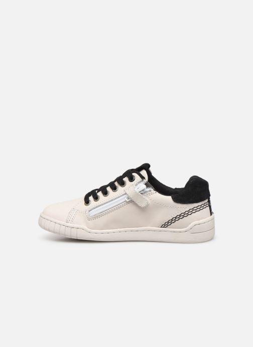 Sneakers Kickers Winder Wit voorkant