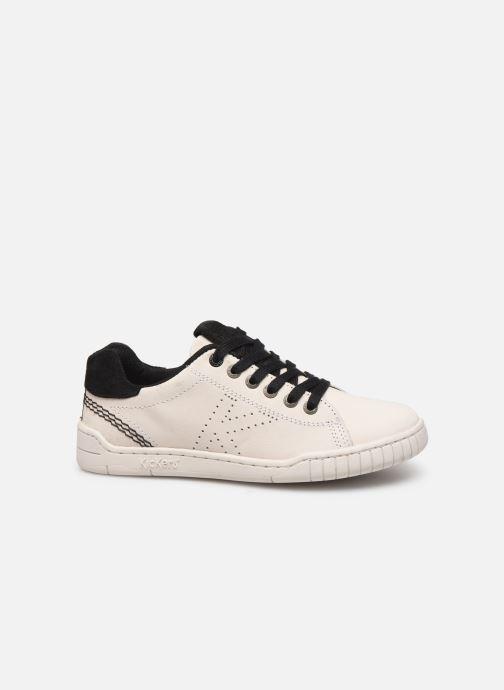Sneakers Kickers Winder Wit achterkant