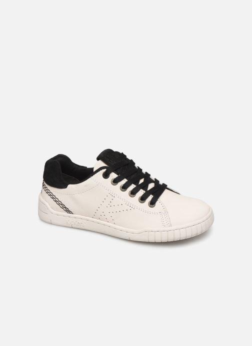 Sneakers Kickers Winder Wit detail