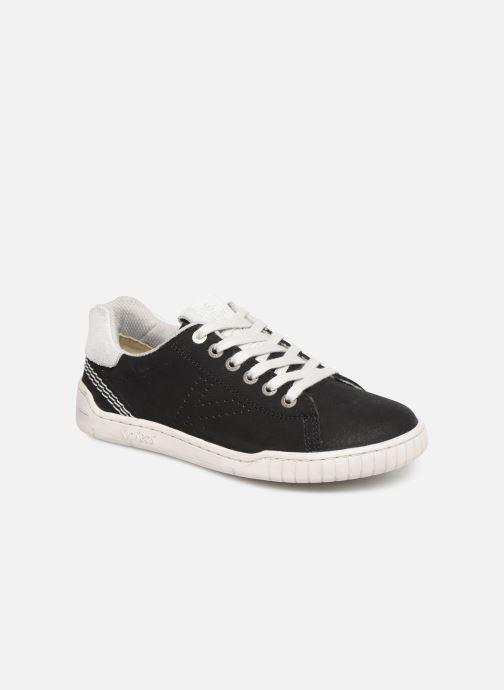 Sneaker Kickers Winder schwarz detaillierte ansicht/modell