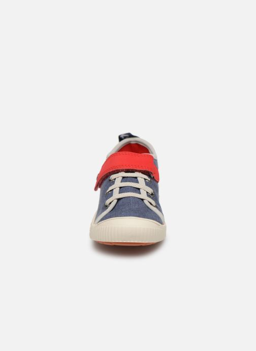 Sneakers Kickers Zhou Blauw model