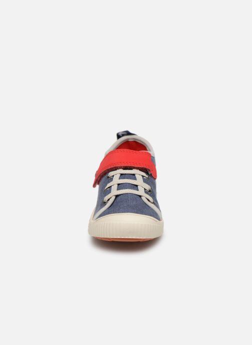 Sneakers Kickers Zhou Blauw model