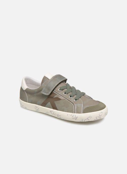 Sneakers Kickers Gody Verde vedi dettaglio/paio