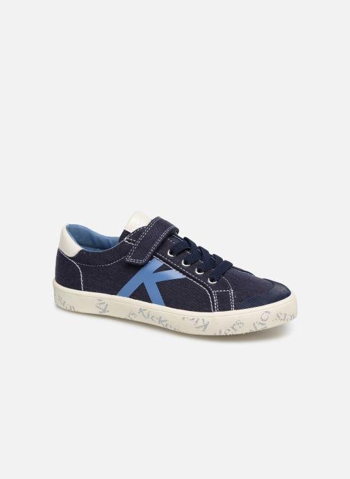 Sneaker Kickers Gody blau detaillierte ansicht/modell
