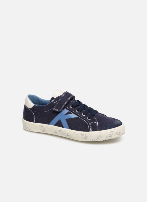 Sneakers Kickers Gody Azzurro vedi dettaglio/paio