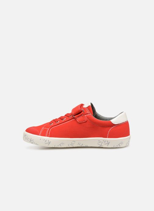 Baskets Kickers Gody Rouge vue face