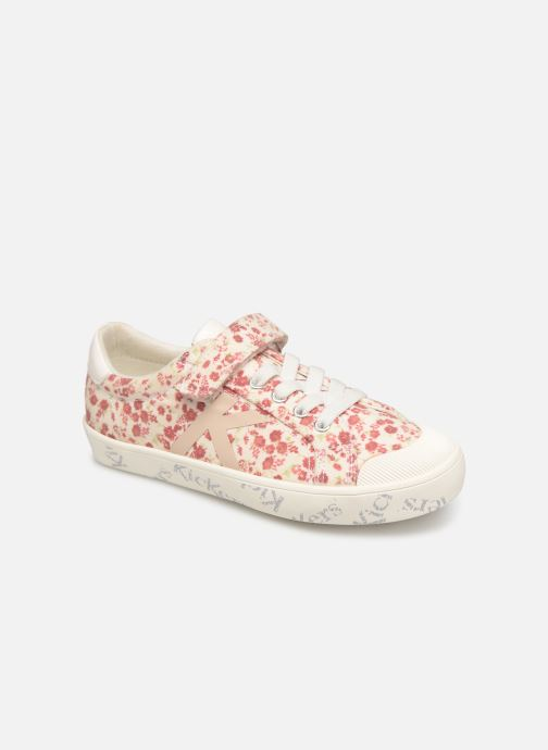 Sneakers Kickers Gody Roze detail