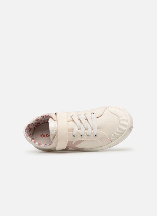 Sneakers Kickers Gody Wit links