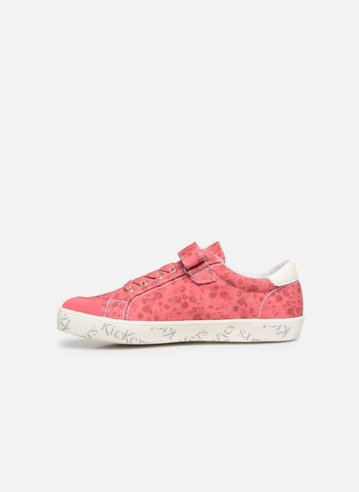 Sneakers Kickers Gody Pink se forfra