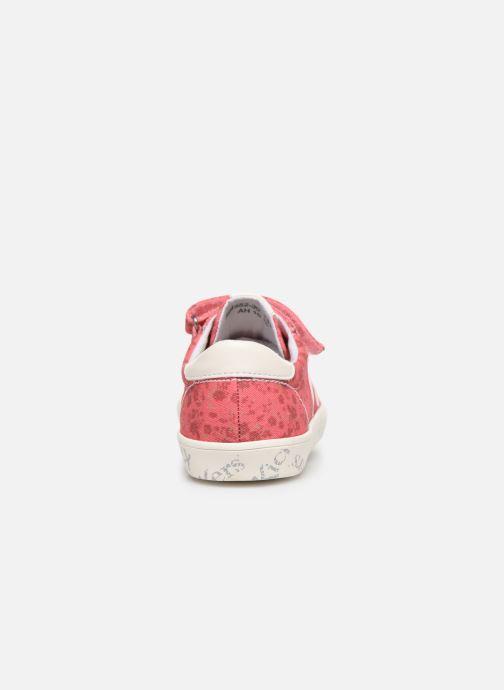 Sneakers Kickers Gody Pink Se fra højre