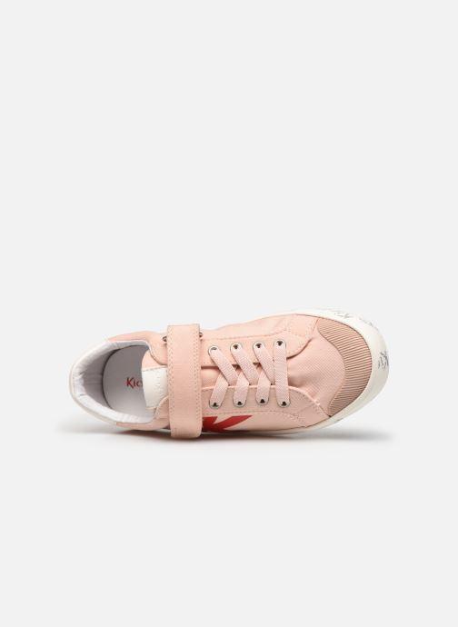 Sneakers Kickers Gody Roze links