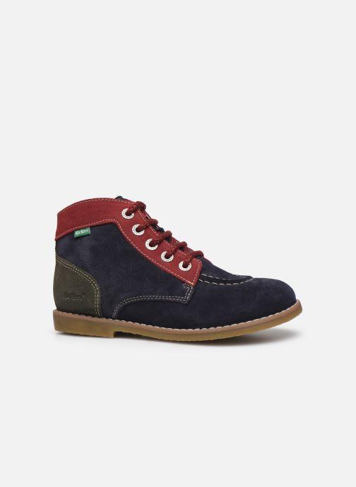 Boots en enkellaarsjes Kickers Kouklegend Blauw achterkant