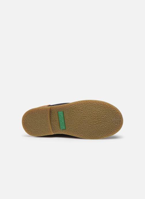 Boots en enkellaarsjes Kickers Kouklegend Blauw boven