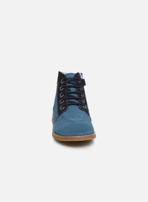 Boots en enkellaarsjes Kickers Kouklegend Blauw model