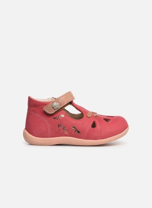 Ballerina's Kickers Blumiz Roze achterkant