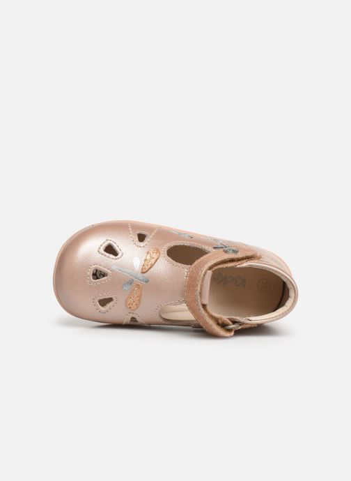 Ballerina's Kickers Blumiz Roze links
