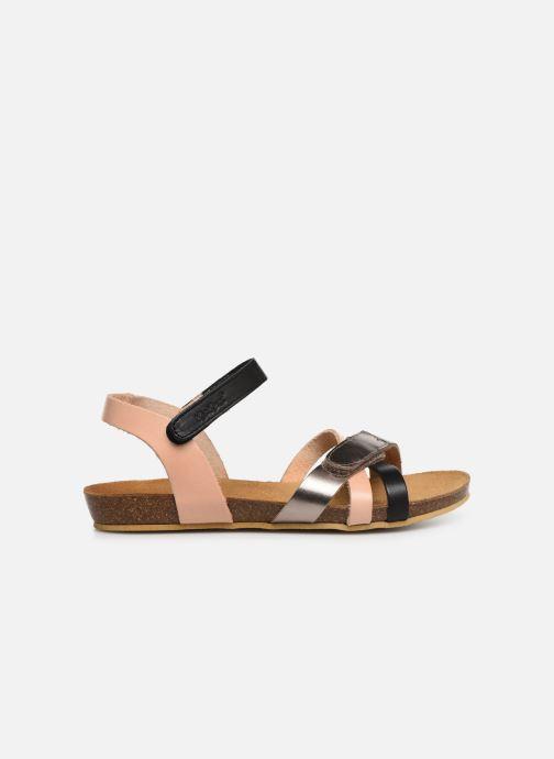 Sandali e scarpe aperte Kickers Bogart Multicolore immagine posteriore