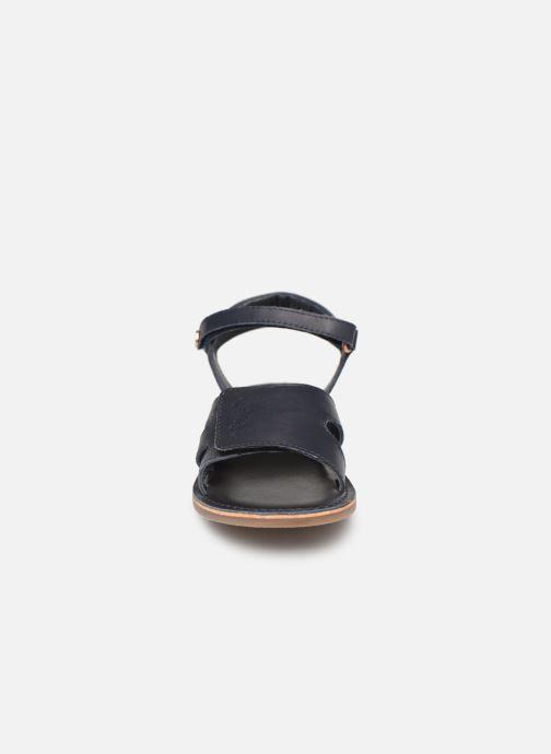 Sandalen Kickers Dimoi Blauw model