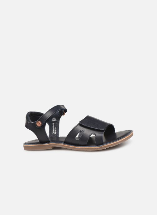 Sandalen Kickers Dimoi Blauw achterkant