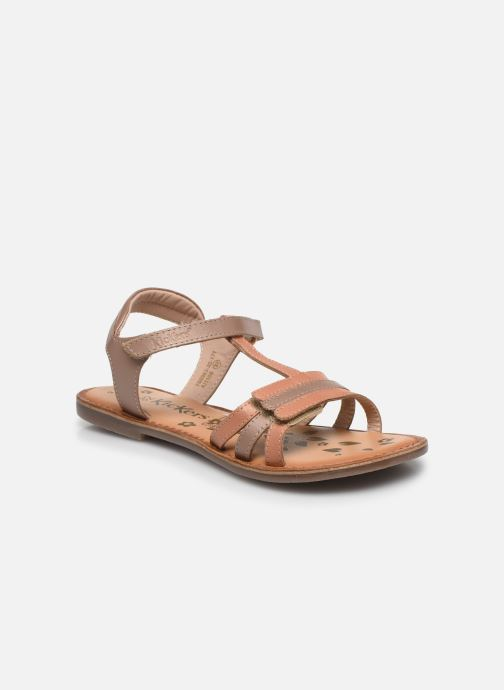 Sandali e scarpe aperte Kickers Diamanto Rosa vedi dettaglio/paio