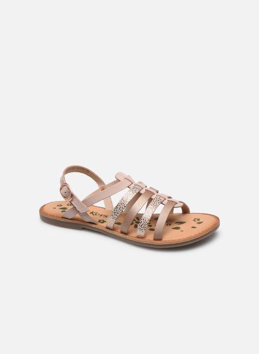 Sandali e scarpe aperte Kickers Dixon Rosa vedi dettaglio/paio
