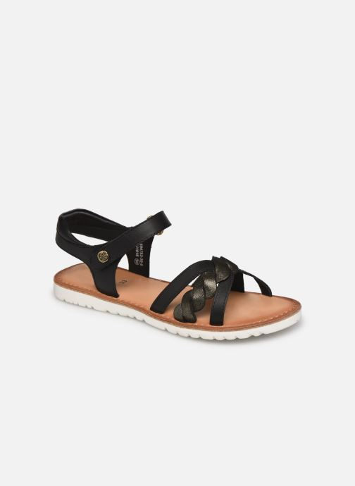 Sandalen Kickers Betty E schwarz detaillierte ansicht/modell