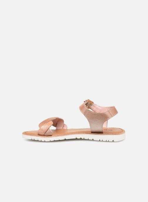 Sandali e scarpe aperte Kickers Beth Rosa immagine frontale