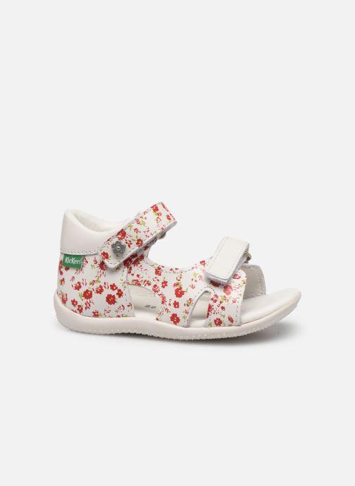 Sandali e scarpe aperte Kickers Binsia Bianco immagine posteriore