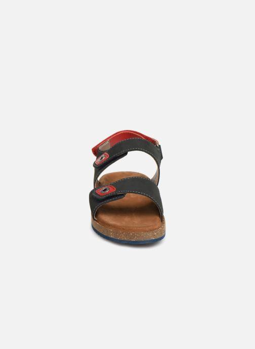 Sandalen Kickers First Blauw model