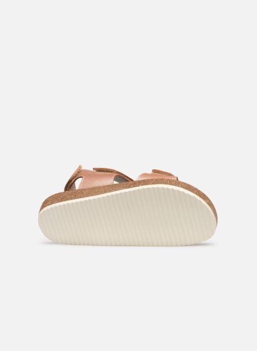 Sandalen Kickers First Roze boven