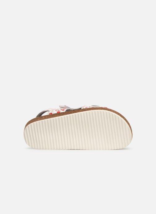 Sandalen Kickers Funkyo Wit boven