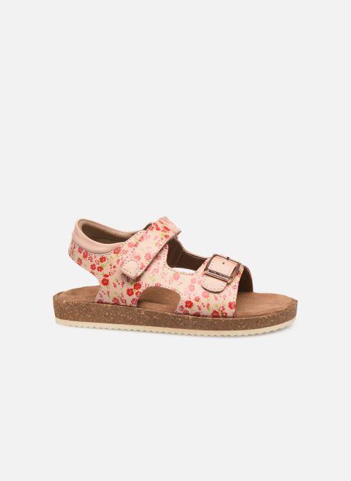 Sandalen Kickers Funkyo Roze achterkant