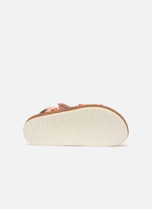 Sandalen Kickers Funkyo Roze boven