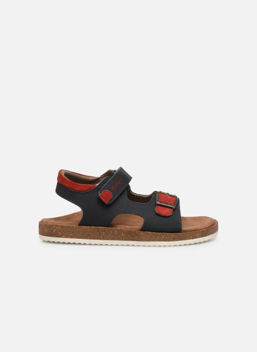 Sandales et nu-pieds Kickers Funkyo Bleu vue derrière