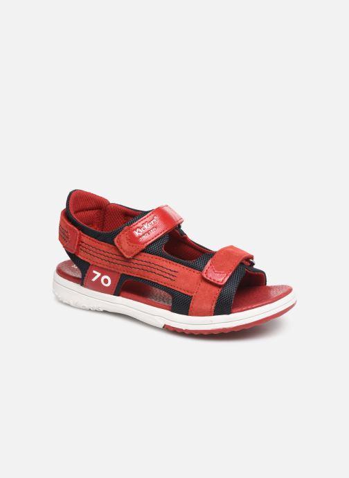 Sandali e scarpe aperte Kickers Plane Rosso vedi dettaglio/paio